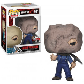 Figura FUNKO POP! Vinyl Friday 13th: Jason Voorhees Ex.
