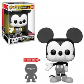 "Figura FUNKO POP! Vinyl Disney Mickey's 90th: Mickey 10"" Ex."