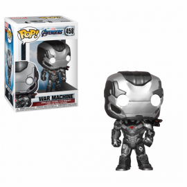 FIGURA FUNKO POP! VINYL MARVEL AVENGERS END GAME: War Machine