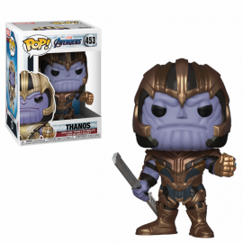FIGURA FUNKO POP! VINYL MARVEL AVENGERS END GAME: Thanos