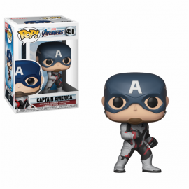 Figura FUNKO POP! Vinyl MARVEL Avengers End Game: Captain America