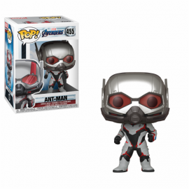 FIGURA FUNKO POP! VINYL MARVEL AVENGERS END GAME: Ant-Man