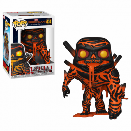 Figura FUNKO POP! Vinyl MARVEL Spider-Man Far From Home: Molten-Man
