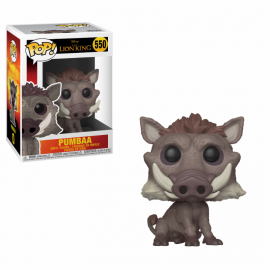 Figura FUNKO POP! Vinyl Disney The Lion King: Pumba