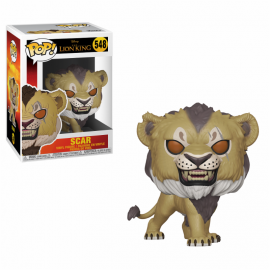 Figura FUNKO POP! Vinyl Disney The Lion King: Scar