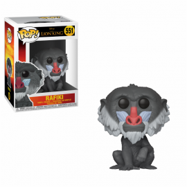 Figura FUNKO POP! Vinyl Disney The Lion King: Rafiki