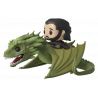 Figura FUNKO POP! Vinyl Game of Thrones: Jon Snow w/ Rhaegal