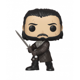 Figura FUNKO POP! Vinyl Game of Thrones: Jon Snow (Season 8)