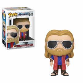 Figura FUNKO POP! MARVEL Avengers End Game: Thor w/ Sunglasses