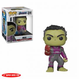 Figura FUNKO POP! MARVEL Avengers End Game: Hulk (15 cm)