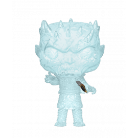 Figura FUNKO POP! Vinyl Game of Thrones: Crystal Night King w/ Dagger in Chest