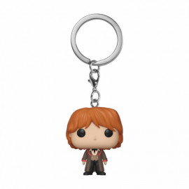 Llavero FUNKO POP! Pocket Harry Potter: Ron Weasley (Yule Ball)
