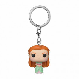 Llavero FUNKO POP! Pocket Harry Potter: Ginny Weasley (Yule Ball)