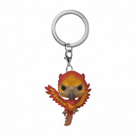 Llavero FUNKO POP! Pocket Harry Potter: Fawkes