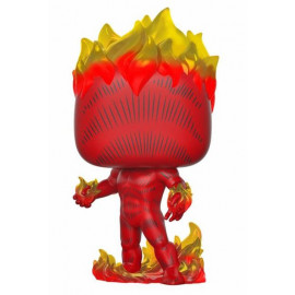 Figura FUNKO POP! Vinyl MARVEL 80th: Human Torch (First Appearence)