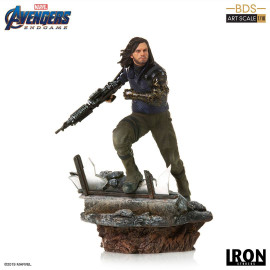 Estatua BDS Iron Studios MARVEL Avengers Endgame: Winter Soldier