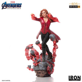 Estatua BDS Iron Studios MARVEL Avengers Endgame: Scarlet Witch