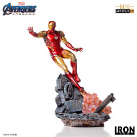 Estatua BDS Iron Studios MARVEL Avengers End Game: Iron Man Mark LXXXV
