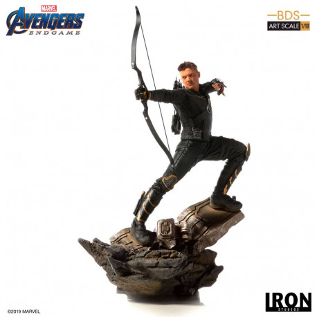 Estatua BDS Iron Studios MARVEL Avengers End Game: Hawkeye