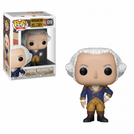 Figura FUNKO POP! Vinyl American History: George Washington