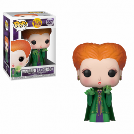 Figura FUNKO POP! Vinyl Disney Hocus Pocus: Winifred w/ Magic