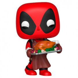 Figura FUNKO POP! Vinyl MARVEL Holiday: Deadpool