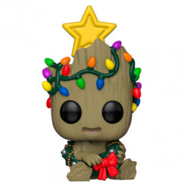 Figura FUNKO POP! Vinyl MARVEL Holiday: Groot