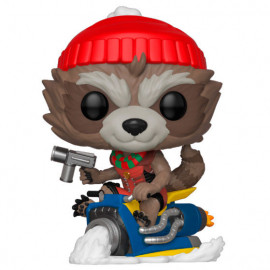 Figura FUNKO POP! Vinyl MARVEL Holiday: Rocket Raccoon