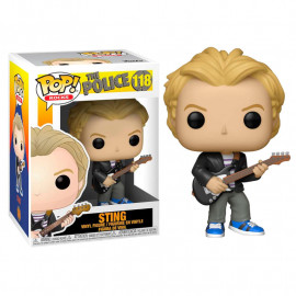 Figura FUNKO POP! Vinyl Rocks The Police: Sting