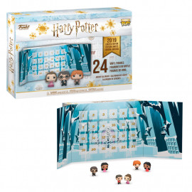 Pack de Figuras FUNKO POP! Harry Potter: Calendario de Adviento (New)