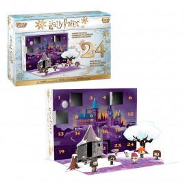 Pack de Figuras FUNKO POP! Harry Potter: Calendario de Adviento