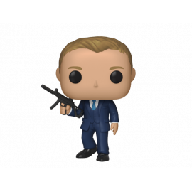 Figura FUNKO POP! Vinyl 007 James Bond: Daniel Craig (Quantum of Solace)
