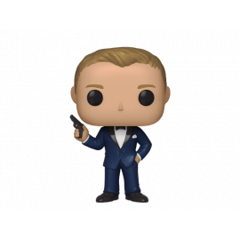 Figura FUNKO POP! Vinyl 007 James Bond: Daniel Craig (Casino Royale)
