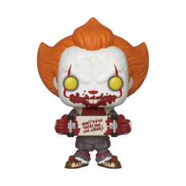 Figura FUNKO POP! Vinyl IT Chapter 2: Pennywise w/ Skateboard S.E
