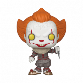 Figura FUNKO POP! Vinyl IT Chapter 2: Pennywise w/ Blade S.E