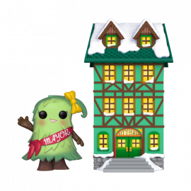 Figura FUNKO POP! Vinyl Holiday Town: Town Hall/ Mayor Patty Noble