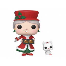 Figura FUNKO POP! Vinyl Holiday Town: Mrs. Claus