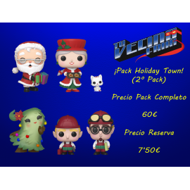¡Pack Holiday Town! (2º Pack)
