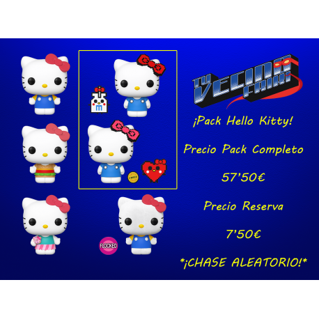 ¡Pack Hello Kitty!