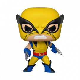 Figura FUNKO POP! Vinyl MARVEL 80th: Wolverine (First Appearance)