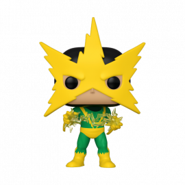 Figura FUNKO POP! Vinyl MARVEL 80th: Electro (First Appearance) S.S.