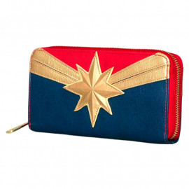 Cartera Loungefly MARVEL: Captain Marvel
