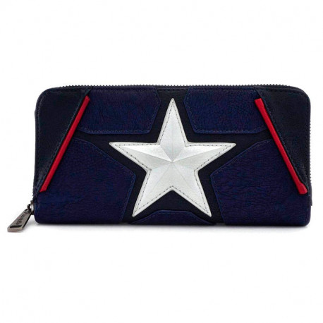 Cartera Loungefly MARVEL: Captain America