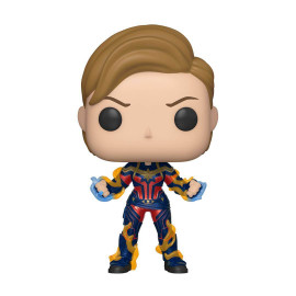 Figura FUNKO POP! Vinyl MARVEL Avengers End Game: Captain Marvel