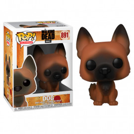 Figura FUNKO POP! Vinyl The Walking Dead: Dog