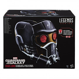 Casco Hasbro MARVEL Legends Guandians of the Galaxy: Star-Lord