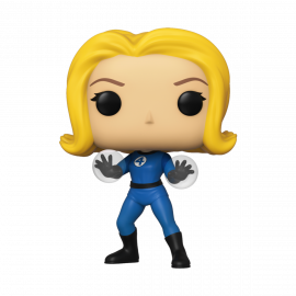 Figura FUNKO POP! Vinyl MARVEL Fantastic 4: Invisible Girl