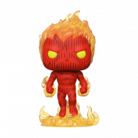 Figura FUNKO POP! Vinyl MARVEL Fantastic 4: Human Torch