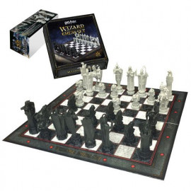Ajedrez Noble Collection Harry Potter: Wizard Chess