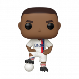 Figura FUNKO POP! Vinyl Football PSG: Kylian Mbappé (Third Kit)